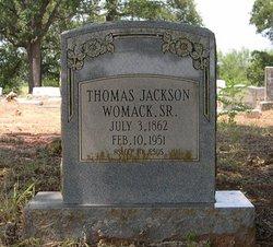 Thomas Jackson Womack, Sr