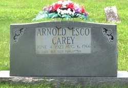 Arnold Esco Carey