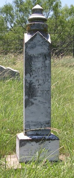 Maud Ann <i>Brewer</i> Avinger