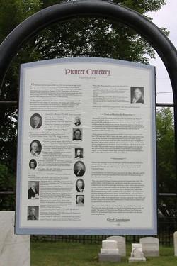 Pioneer Cemetery