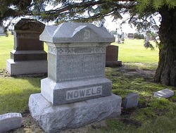Governor Ray G.R. Nowels