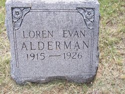 Loren Evan Alderman