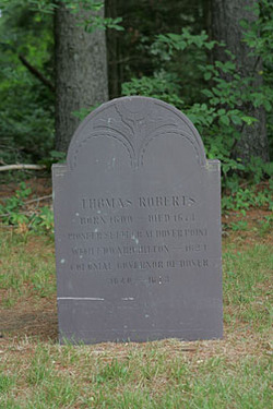 Thomas Roberts