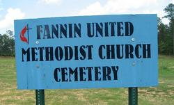 Fannin Methodist Church Cemetery