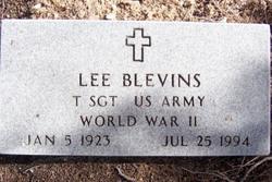 Lee Blevins