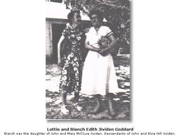 Blanche Edith <i>Jividen</i> Goddard