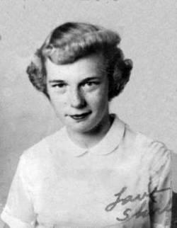 Shirley Ann <i>Lillegard</i> Craghead