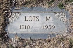 Lois M <i>Hargett</i> Crane