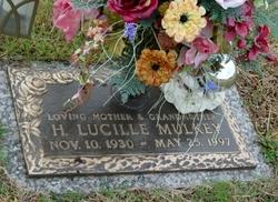 Hazel Lucille <i>Williams</i> Mulkey