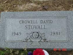 Crowell David Stovall