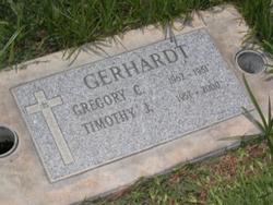 Gregory Charles Gerhardt