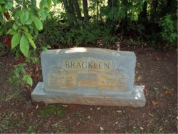 Sarah <i>Gray</i> Brackeen