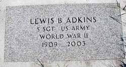 Lewis Bonner Adkins