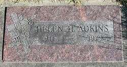 Helen H <i>Deakin</i> Adkins