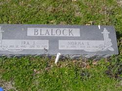 Norma Lula <i>Claxton</i> Blalock