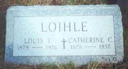 Catherine C. <i>Bosset</i> Loihle