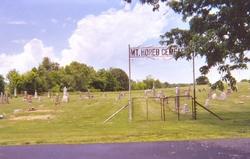 Mount Horeb Baptist Cemetery