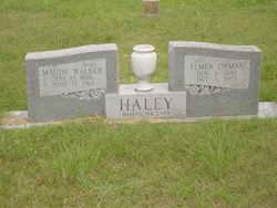 Elmer Orman Haley
