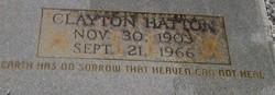 Clayton Hatton