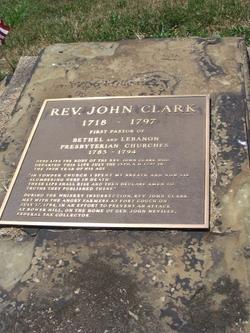 Rev John Clark