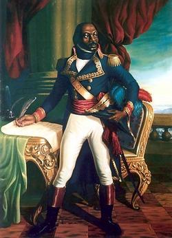 Francois Dominique Toussaint L'Ouverture