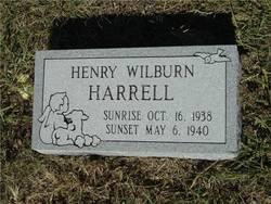 Henry Wilburn Harrell