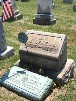 Jay William James Fife, Jr