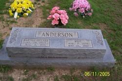 Martha Tennessee <i>Dillard</i> Anderson