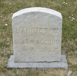 Harriet <i>Weaver</i> Alcorn