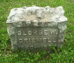 George W. Criswell