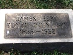 James M Espy