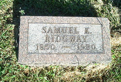 Samuel K Ridgeway