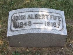 John Albert Fife