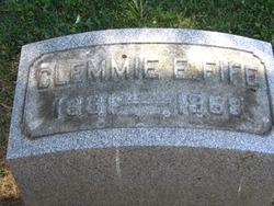 Clemmie E. Fife