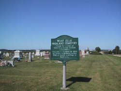 West Ella Cemetery