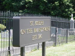 Saint Josephs on the Brandywine-Lower Cemetery