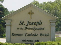 Saint Joseph on the Brandywine Cemetery