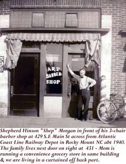 Shepherd Hinson Morgan