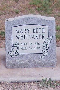 Maribeth <i>Whittaker</i> Buce