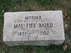 Luella May <i>Fife</i> Baird
