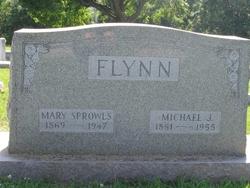 Mary Minerva <i>Sprowls</i> Flynn