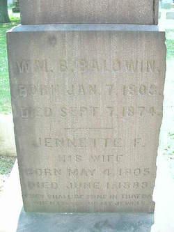 William B. Baldwin