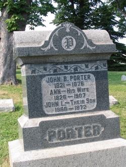 John L Porter