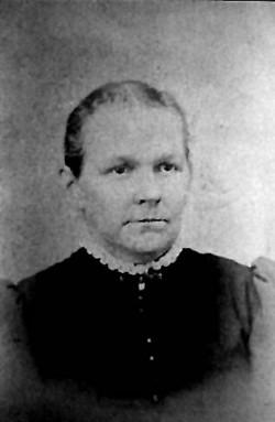 Barbara Ellen <i>Rhodes</i> Weaver