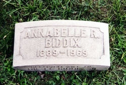 Annabelle Rose <i>Johnson</i> Biddix