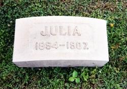 Julia M Johnson