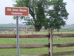 Old Alms House Cemetery