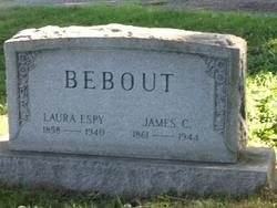 Laura B <i>Espy</i> Bebout