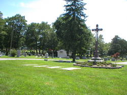 Saint Marys of the Lake Cemetery