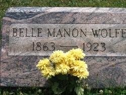 Belle <i>Manon</i> Wolfe